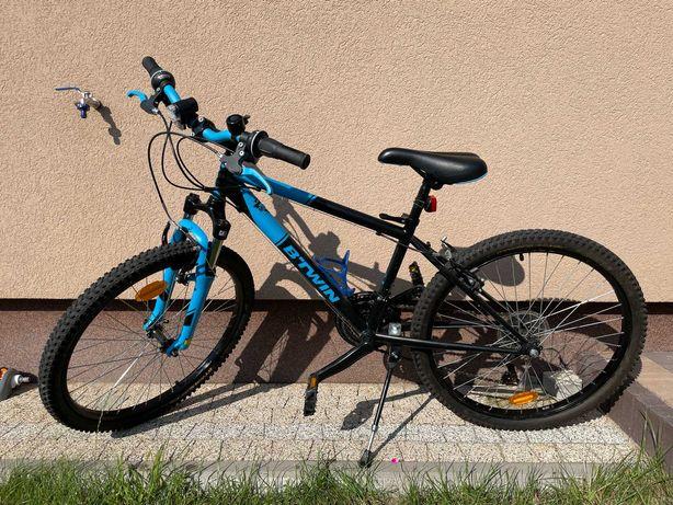 Rower dziecięcy górski MTB Rockrider 500 24 cale