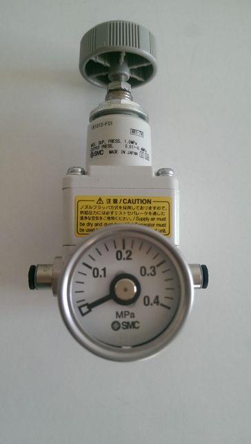Regulador de precisão SMC Ir1010-F01 como novo.