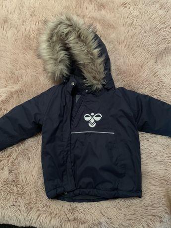 Дитяча куртка зимова Hummel