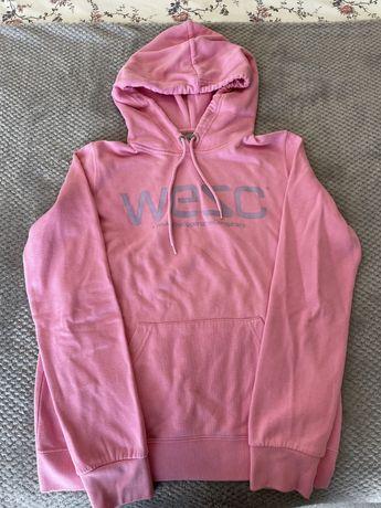 Camisola com capuz, marca WESC, tamanho S