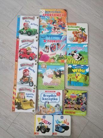 Książeczki dziecięce