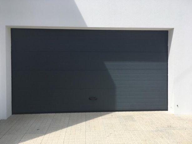 Portao de garagem