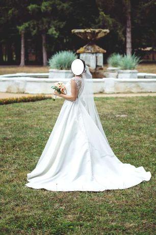 Свадебное платье Испания
