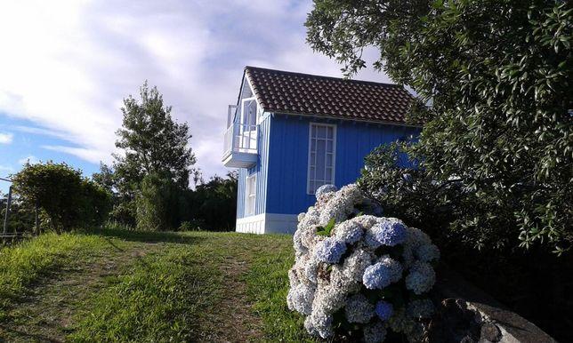 Aluga-se cabana nos Açores