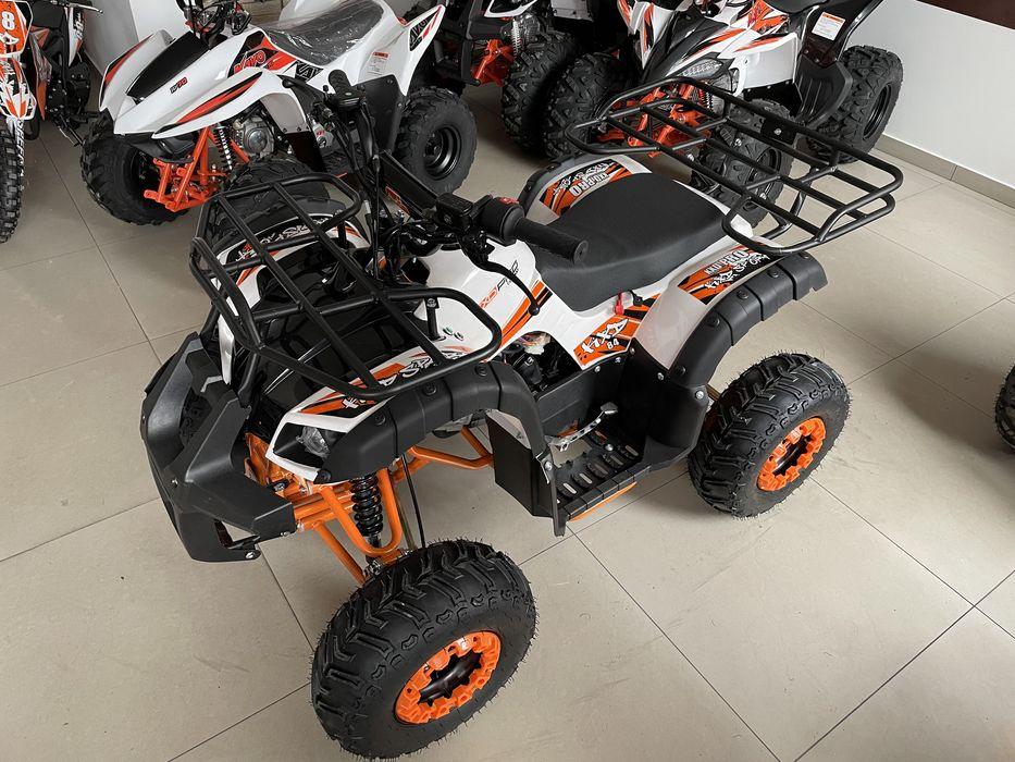 Quad Phyton 006 125cc koła 7' KXD Września - image 1