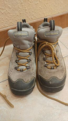 Trekkingowe zimowe buty marki Colombia rozm.37