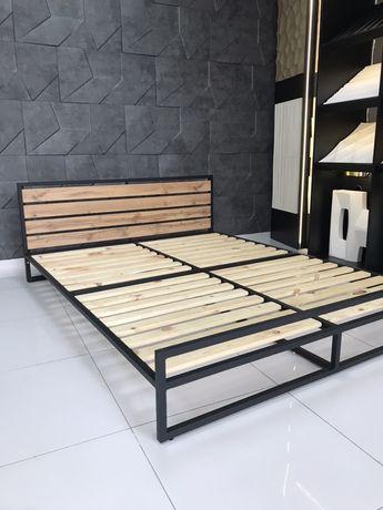 Ліжко лофт ліжка loft кровать двуспальная меблі диван кровати матрас