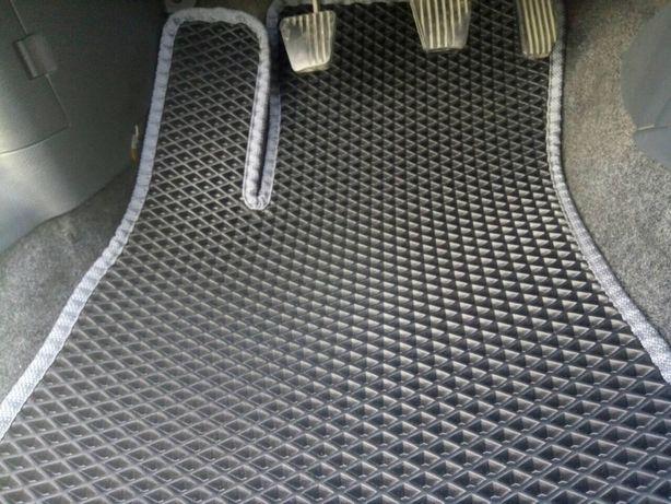 Автомобильные коврики  ЕВА -Nissan-Almera,Altima,Leaf,Maxima,Micra,Pat