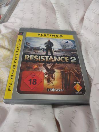 Resistance 2 na PlayStation 3