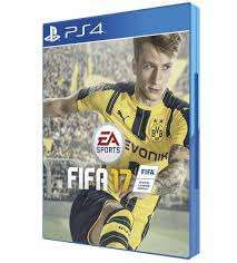 Jogo FIFA 2017 para PS4