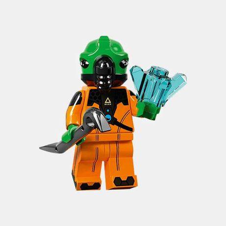 LEGO 71029 - Kosmita - fabrycznie nowy - seria 21 - Alien