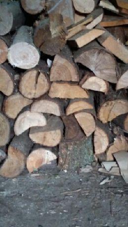 PROMOCJA Drewno opałowe i kominkowe / Układane / Transport / Zrzyny
