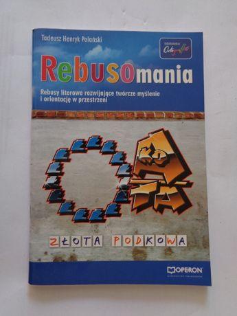 Rebusomania- rebusy literowe