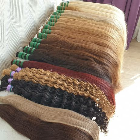 Натуральные волосы (розница  опт)
