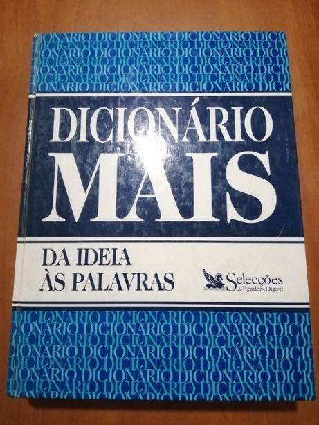 Dicionário Mais - Da ideia às palavras