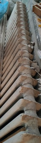 Grzejnik żeliwny 20 żeberek