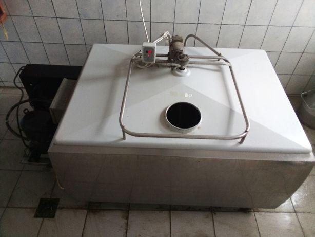 Basen Zbiornik Na Mleko 550l Wanienka