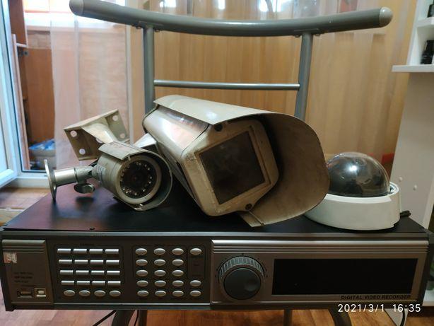 Видеонаблюдение видеорегистратор камеры видеонаблюдения