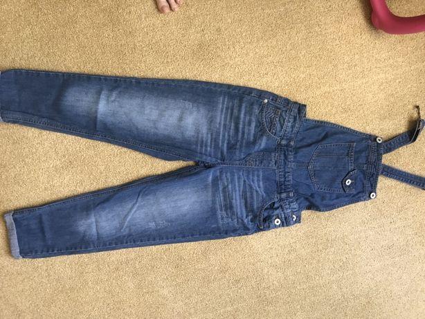 Продам джинсовый комбенизон George