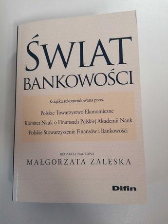 Świat Bankowości - Małgorzata Zaleska