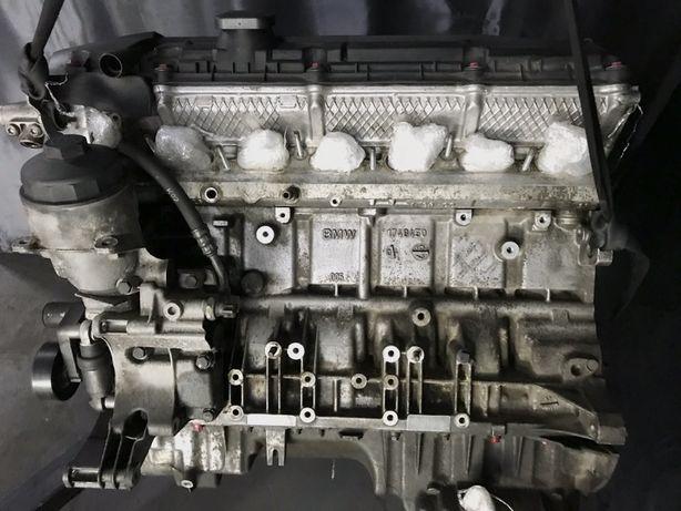 Мотор E39 M52 2.8 і 1 ванос 528i Двигатель 240 тыс Е39 М52 1 ваносный