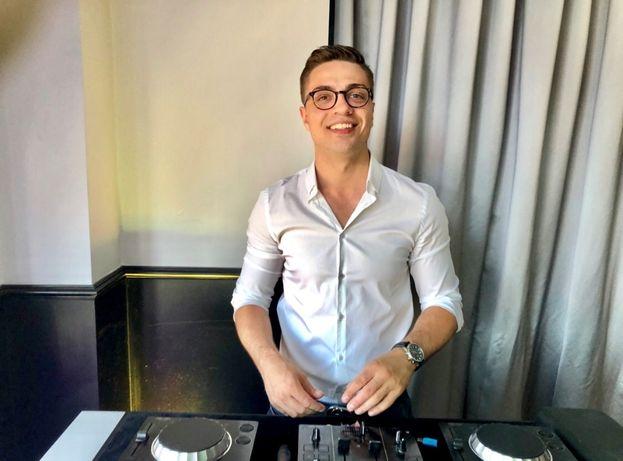 DJ Przemek Bryl Wesele Wodzirej Urodziny 18-stka Szczecin