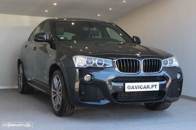BMW X4 20 d xDrive Pack M Auto