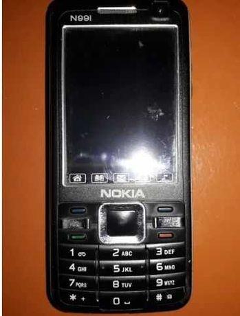 Телефон NOKIA N99i + (TV)