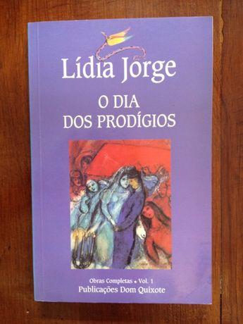 Lídia Jorge - O dia dos prodígios