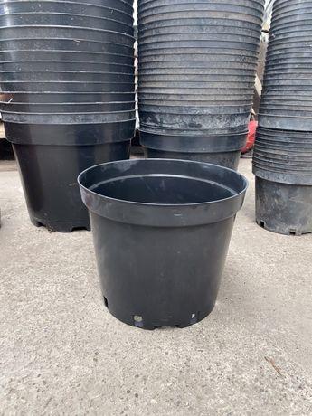 Горшки для рослин 2.5л 3.0л , 3,5л ,4.0л ,5.0л