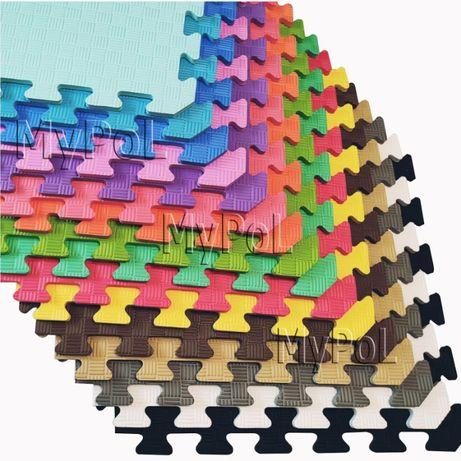 Коврик-пазл (мягкий пол) пазлы толщ. 11 мм, 53*53 см цена за 1 плитку