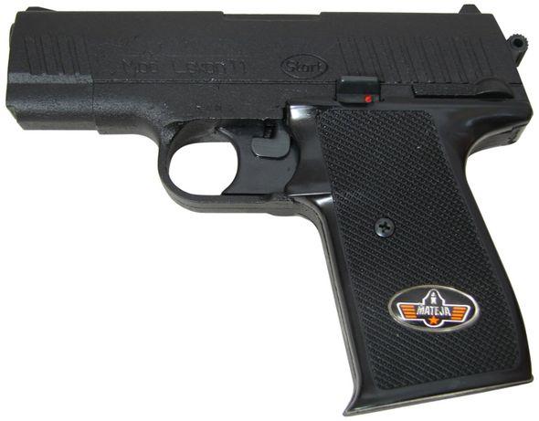 Pistolet hukowy Start 1 2 3 Lexon 11 rewolwer Fenix straszak 6 Prezent