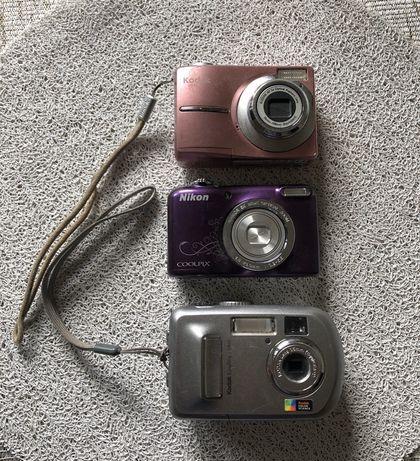 Stare aparaty fotograficzne Kodak, Nikon