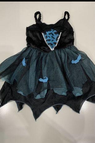 Карнавальное платье на хеллоуин george на 3-4 года