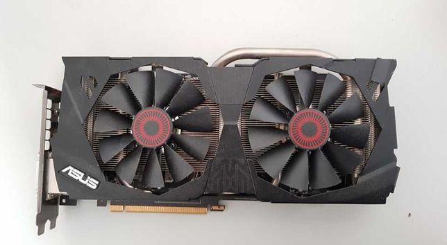 ASUS GeForce GTX970 4GB 256bit DirectCu II Strix OC