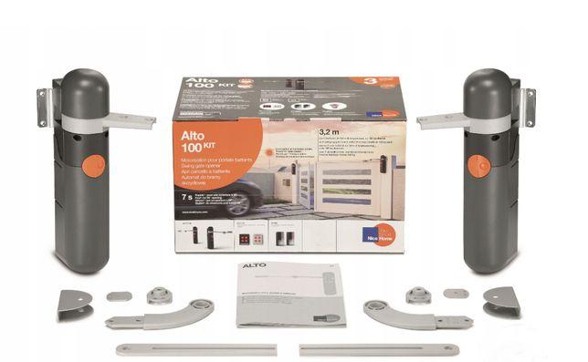Automat do bramy skrzydłowej Nice ALTO 100 Kit