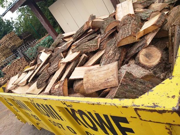 Drewno opałowe, kominkowe - oflisy Dębowe , dostawa gratis!