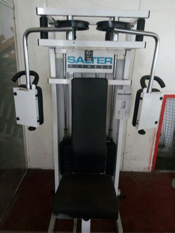 Máquina Musculação Profissional Salter Peck Deck