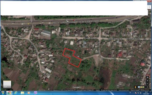 земельна ділянка в місті від власника