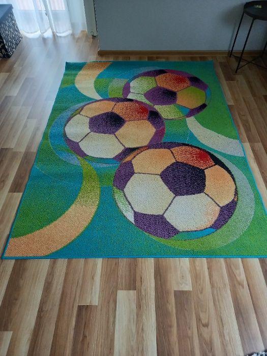 Dywan piłki dla chłopca rozm. 160 x 220 Olsztyn - image 1