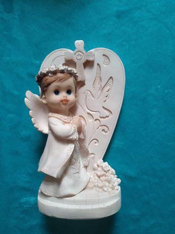 Nowy aniołek, pamiątka komunii, chrztu