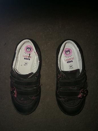 Lasocki Kids skórzane buty wiosna jesień r. 26