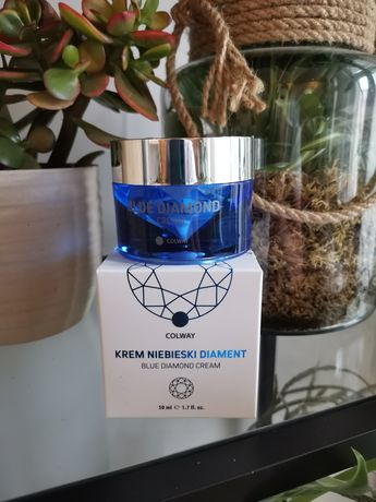 Krem Blue Diamond colway podaruj sobie luksus