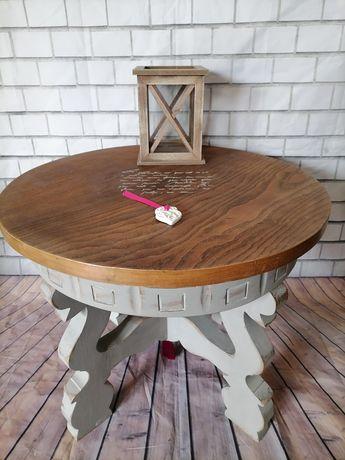 Mesa de centro restaurada