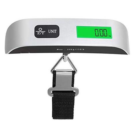 Весы электронные (безмен кантер для багажа) S 004 до 50кг
