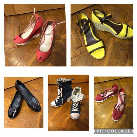 Обувь разное  38, 40
