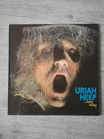 Uriah Heep  ... very 'eavy... very' umble