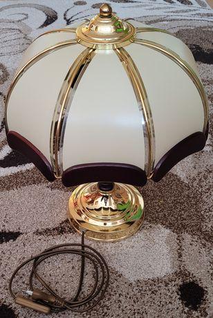 Lampka stołowa Alfa Sikorka