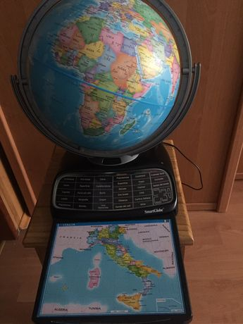 Інтерактивний глобус з голосовою підтримкою Oregon (Італія)