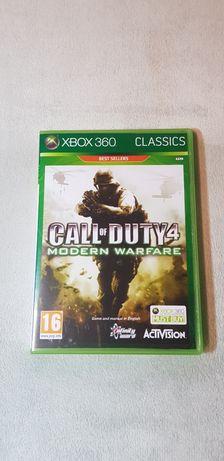 Call of Duty Modern Warfare 4 na Xbox 360